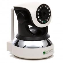 Поворотная IP WiFi камера видеонаблюдения Zodiak 909W (P2P, Onvif, RTSP, WiFi, ИК, HD, 1280x720, 1МП, звук, запись на MicroSD)