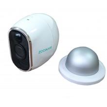 Домашняя мини камера наблюдения Zodikam 200 S1 (WiFi)