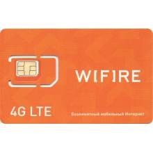 """(U)Sim-карта WiFire """"Безлимитный LTE 4G Интернет"""" Старый тариф"""