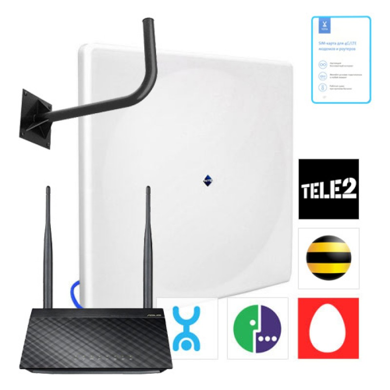 Купить антенну для домашнего интернета