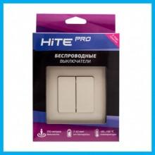 Беспроводной радиовыключатель HiTE PRO LE-2 (для рамок Legrand Etika)